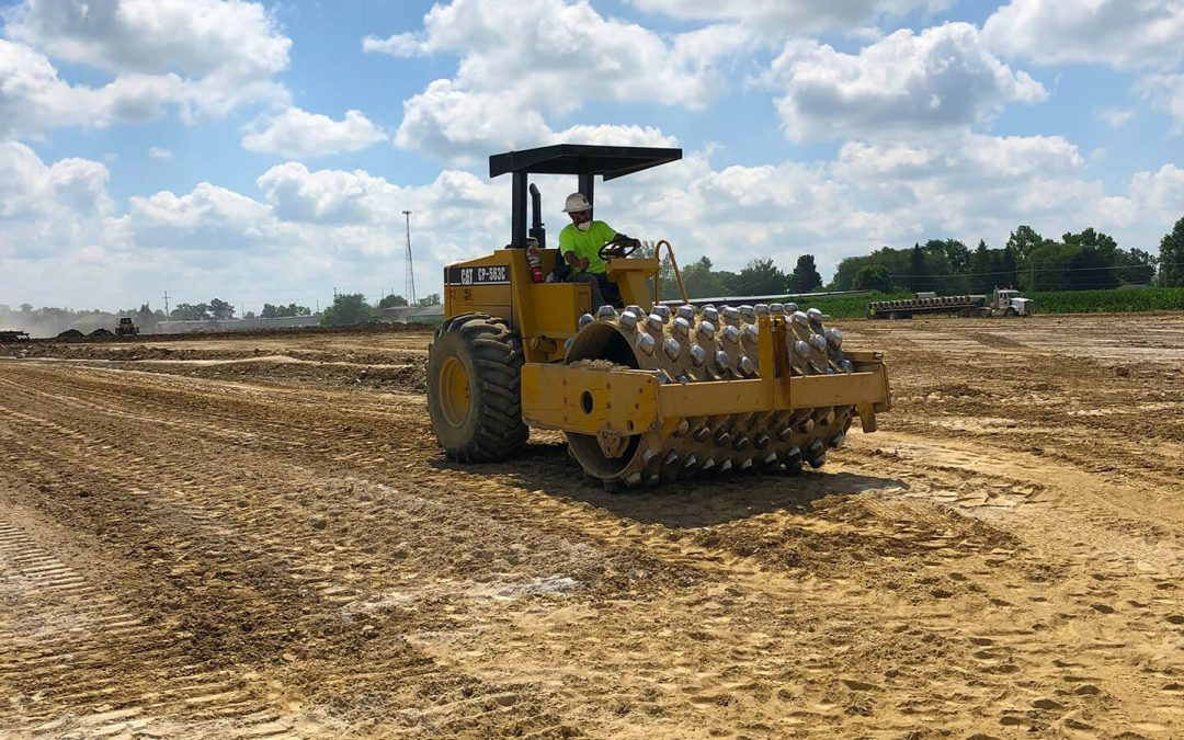 The Importance of Soil Compaction in Construction